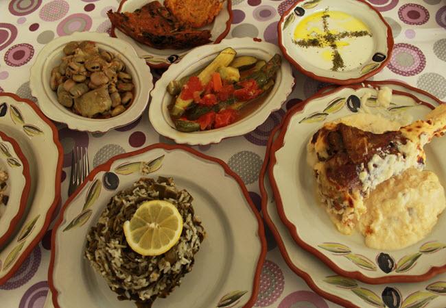 Aegean delights