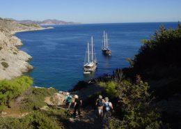 sailing tour in turkey