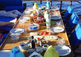 sailing trip in turkey