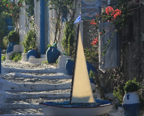 Hike & Sail The Dodecanese