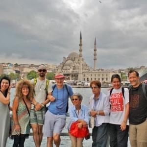 istanbul walking tours