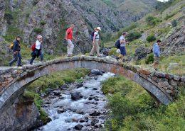 trekking the kackar mountains