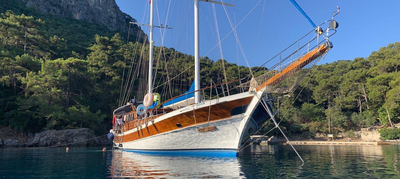 gulet tour in Turkey